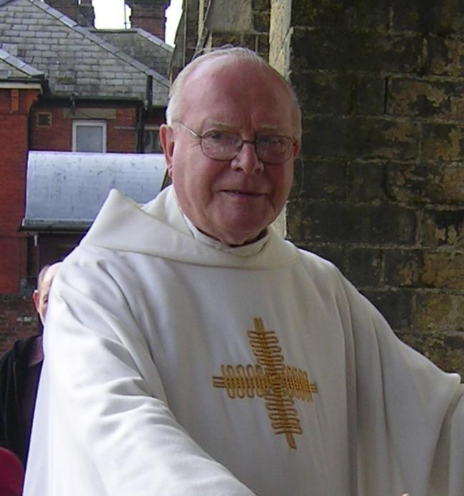 Obituary: Father Michael John Purbrick.
