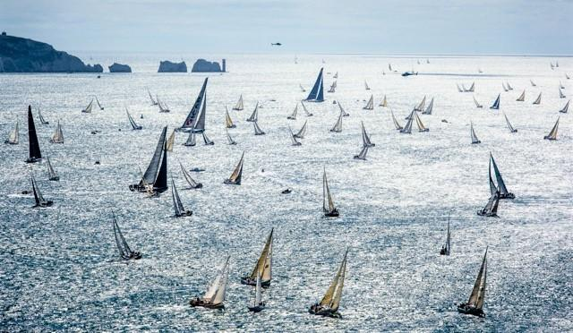 Isle of Wight sailors will be competing in the 48th Rolex Fastnet Race tomorrow afternoon (Saturday).