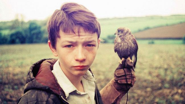 Dai Bradley, the star of Ken Loach's critically acclaimed 1969 film Kes.