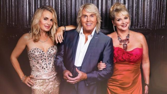 The Fizz, formerly known as Bucks Fizz, will appear at Jack Up Christmas.