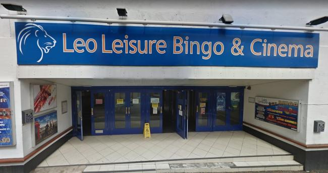 Leo Leisure Bingo in Ryde. Picture by Google Maps.