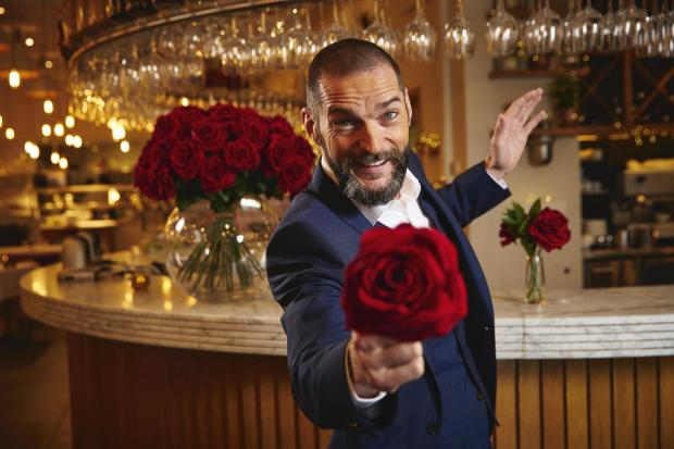 First Dates host Fred Siriei