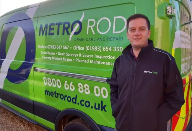 Adam Collier will be heading up Metrorod's first franchise on the Island