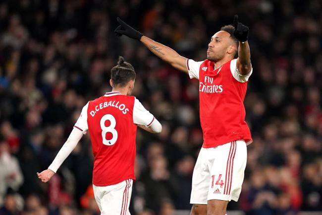 Arsenal hope to keep Pierre-Emerick Aubameyang