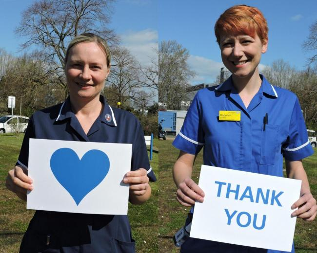 Send the Isle of Wight County Press your #ThankYouNHS #WightAngels pictures
