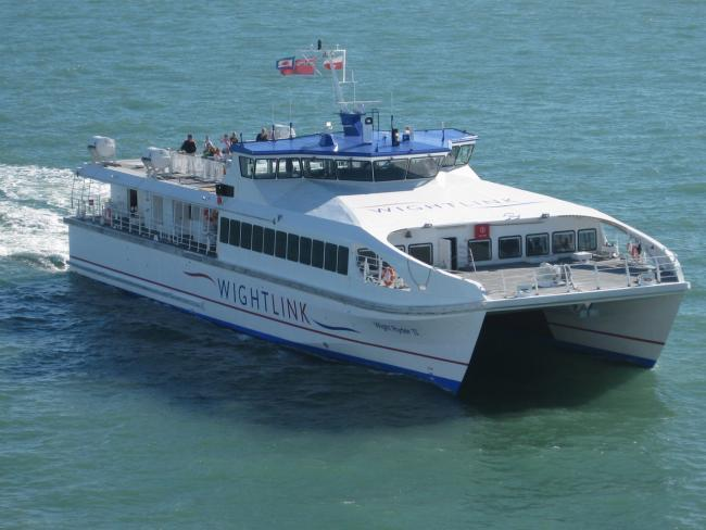 Major Wightlink timetable changes start today (Monday April 6th)