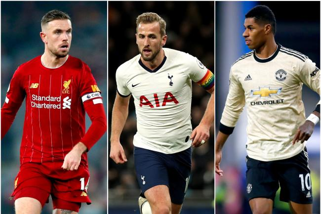 Premier League stars launch #PlayersTogether fund to help NHS