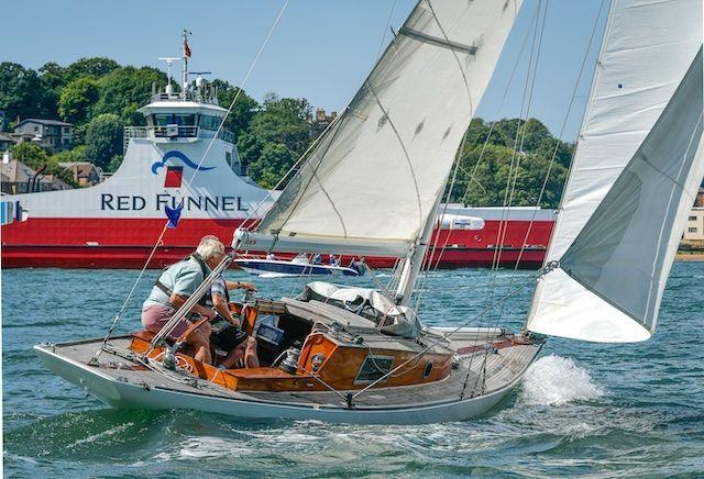 Entries open for 2020 Cowes Classic Week in July.