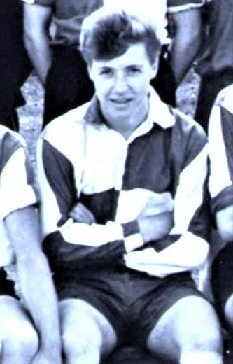 Isle of Wight County Press: Terry Mursell played for Binstead in the 1957-58 season.