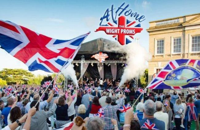 ORGANISERS of the annual Wight Proms event have announced three online productions in lieu of this year's festivities. Photo credit: Wight Proms.