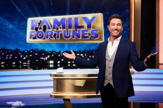 Gino D'Acampo thought offer to host Family Fortunes reboot was a joke