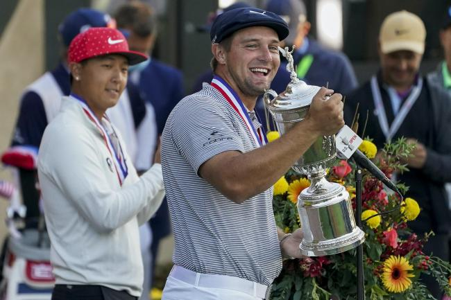 Bryson DeChambeau won his first major title in the 120th US Open at Winged Foot