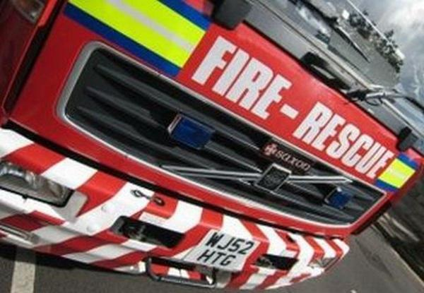 Multiple fire engines called to GKN in East Cowes
